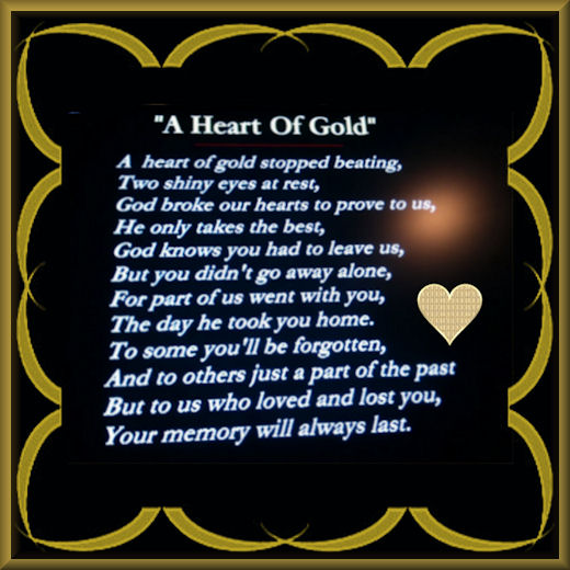 Funeral speech for my Grandmother